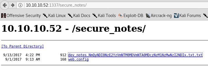 HackTheBox - Mantis writeup